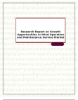 Research Report on Growth Opportunities in Wind Operation and Maintenance Service Market
