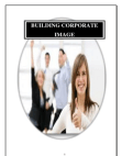 Building Corporate Image