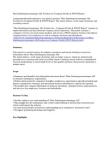 Max Hamburgerrestauranger AB: Foodservice Company Profile & SWOT Report
