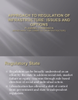 Regulatory framework in infrastructure sector