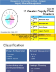 Disasters in Supply Chain