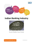 social media in indian bank industry