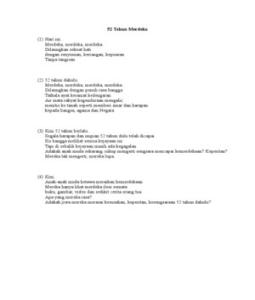 Sajak sebatang lisong analysis essay