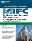 PRESENTATION ON INTERNATIONAL FINANCE CORPORATION