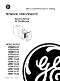 GE Zoneline Vertical Air Conditioners