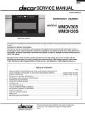 Dacor MMD Microwave Drawer