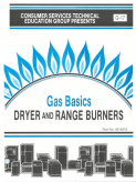 Whirlpool Gas Dryers and Range Burners G-17