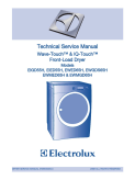 Electrolux Wave-Touch & IQ-Touch Front-Load Dryer 5995523544