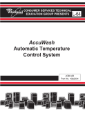 Whirlpool AccuWash Automatic Temperature Control System
