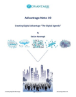 Creating Digital Advantage (The Digital Agenda)