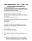 służba publiczna a  służba cywilna w Polsce