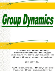 Group dynamics ppt