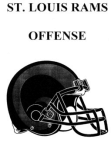 2001 St Louis Rams Offense  414 Pages