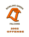 2002 Bowling Green Offense  40 Pages