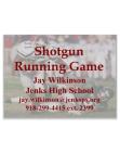 Shotgun Running Game by Jay Wilkinson