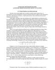 funktory prawdziwościowe a spójniki międzyzdaniowe