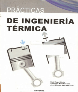 Prácticas de Ingeniería Térmica por Raúl Payri Marín
