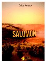 Salomon : quelle richesse pour quelle fin ?