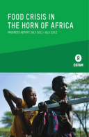 Food Crisis in the Horn of Africa: Progress Report, July 2011 - July 2012