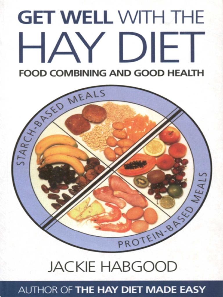 Hay Diet Food Combining List